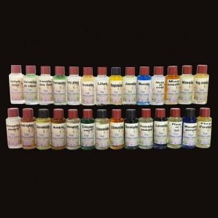 Noix de coco - Extrait de parfum - Grasse - France