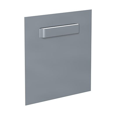 Attache Dibond 45 x 45 mm : max 1 kg