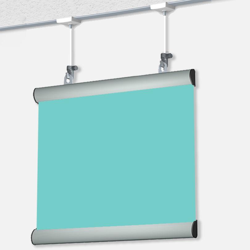 Poster Snap + Ceiling Hanger