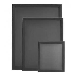 Universal black wall slate