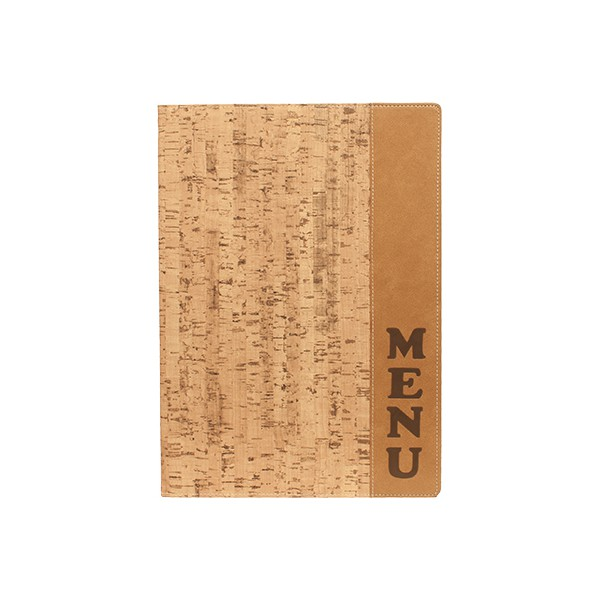 A4 Menu Covers Design Cork