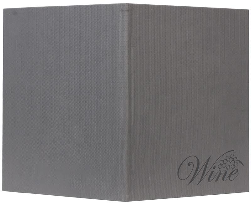 Carte des vins A4 Design Velvet