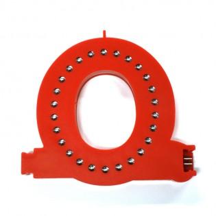 Letter O Smart LED