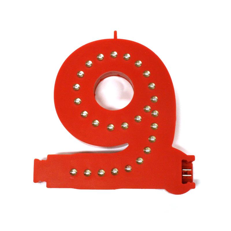 Chiffre 9 Smart LED
