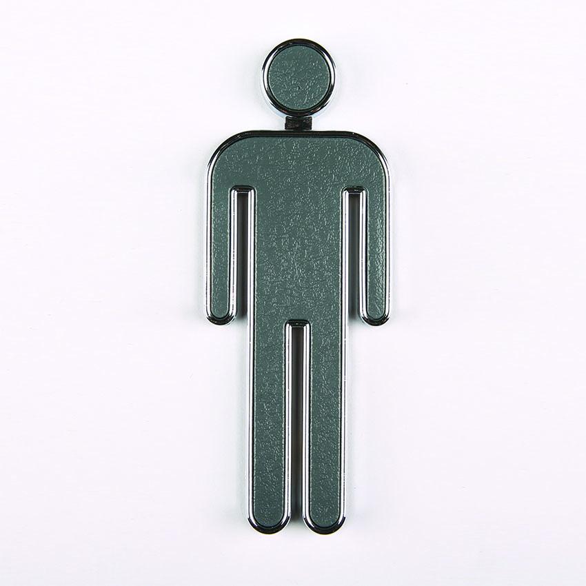 Pictogramme 3D toilette Femme