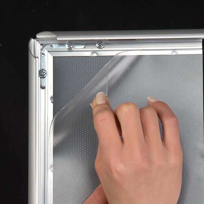 Magnetisch beveiligde Frame