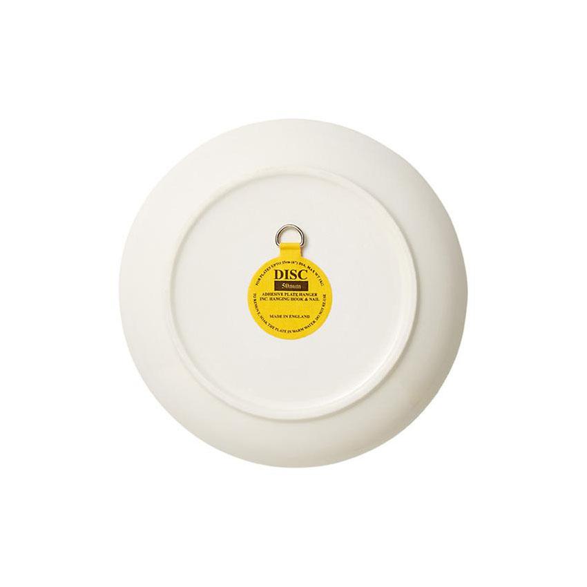 50 mm Disque adhésif pour assiette