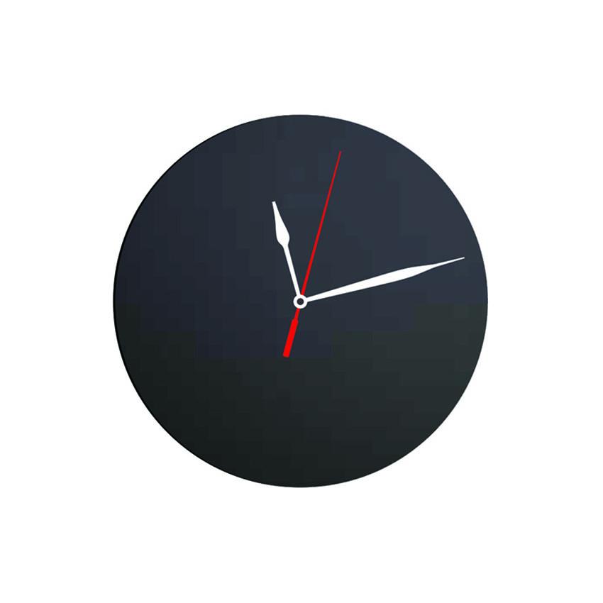 Horloge ardoise