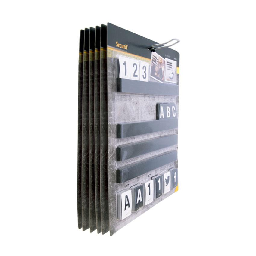 Prot/ège Menu Porte-couvertures de Menu A4 Lot de 4,6,10,15,1 Couvertures Taille Restaurant Pub Hotel Affichage Signe