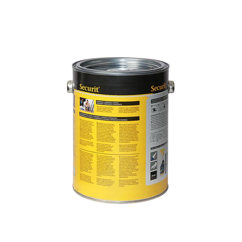 Pot de 2,5 l de peinture ardoise noire