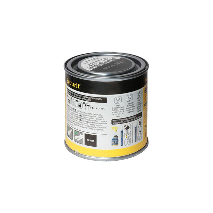 Pot de 250 ml de peinture ardoise noire