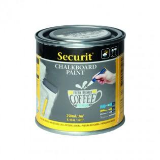 Pot de 250 ml de peinture ardoise grise