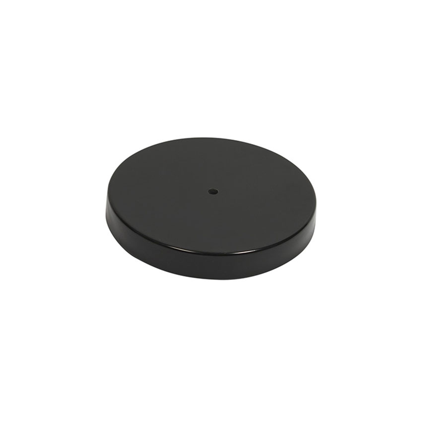 Base cendrier poteau noir