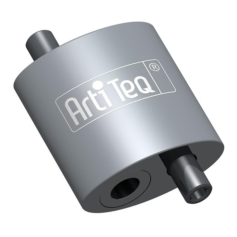 Hook in eine Schleife Artiteq + Micro-Grip