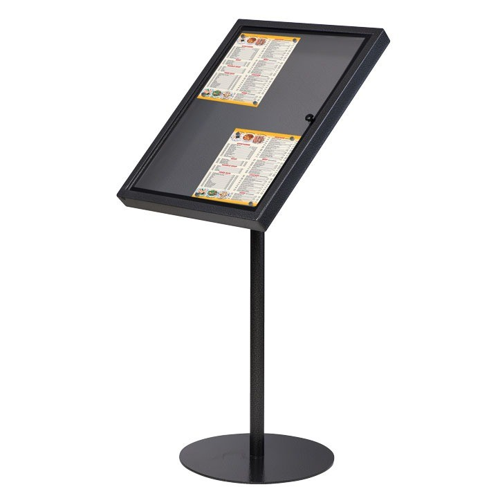 Porte menu Black Hammer 4A4