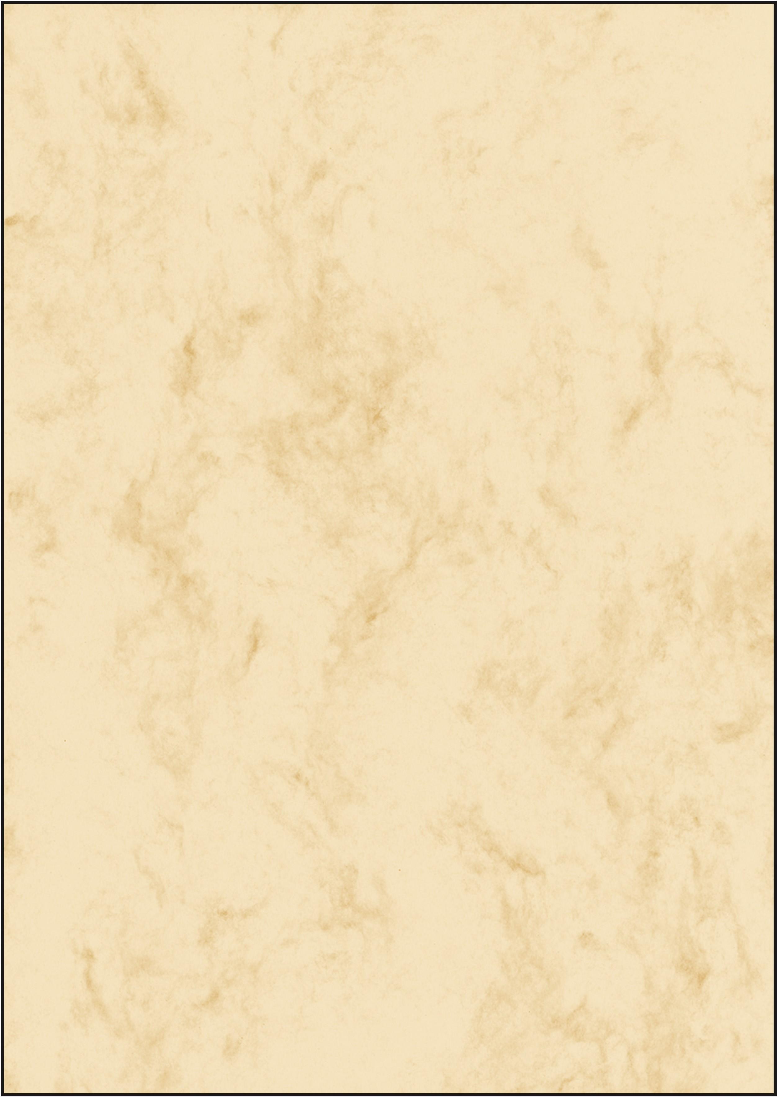 Papier créatif marbré beige