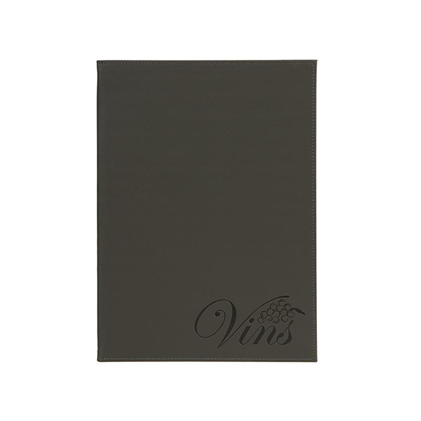 Wine A4 Design Velvet