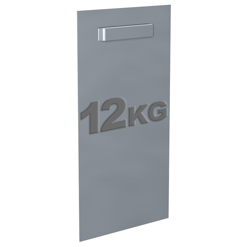 Attache Dibond 100 x 200 mm : max 12 kg