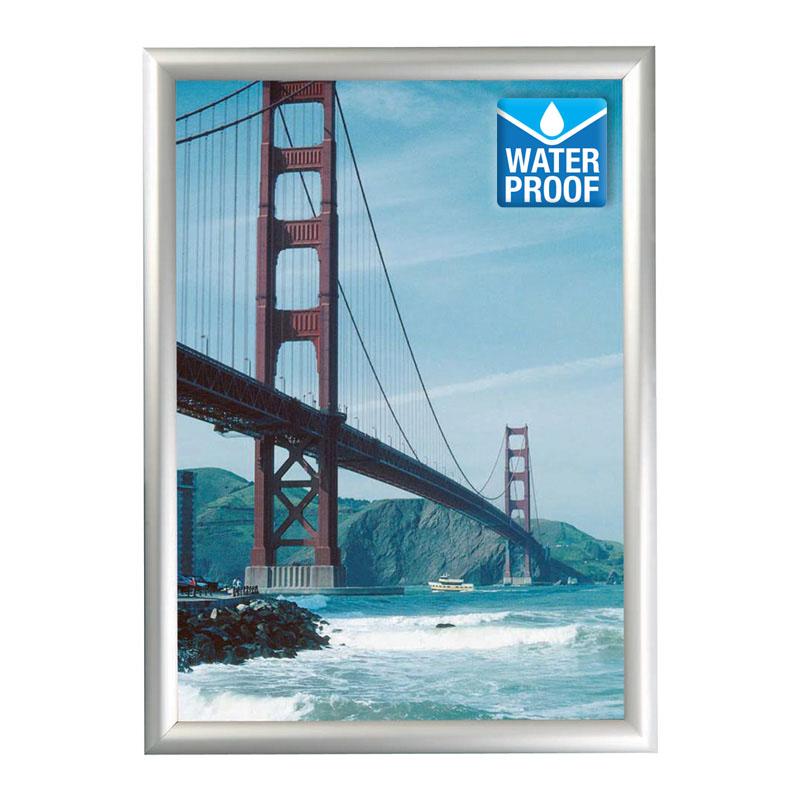Wasserdichte Snap Frame