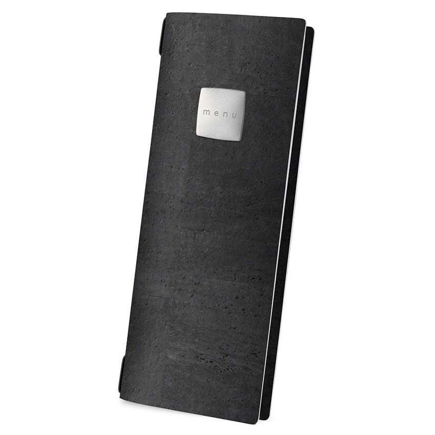 Protège menu CLUB Sughero noir
