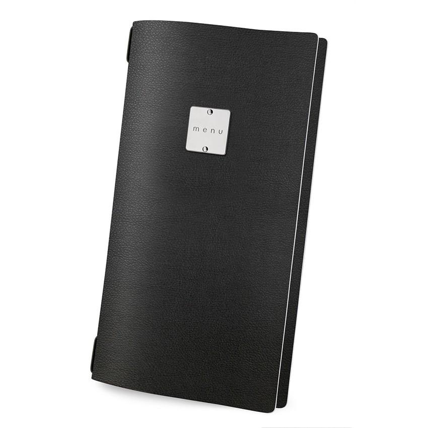 Protège menu 4RE MenuMenu noir aspect lisse