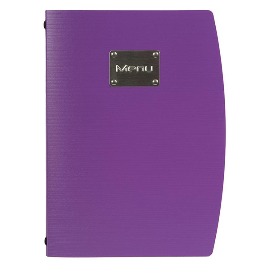 Protège-menus Rio violet