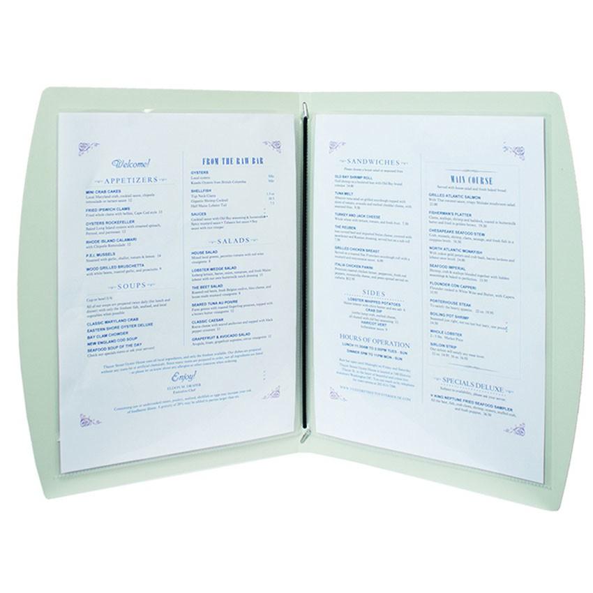 Protège-menus Rio Blanc