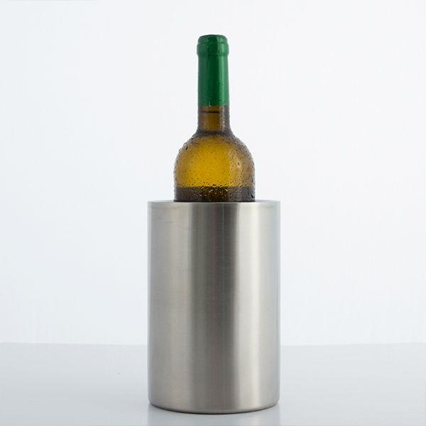 Rafraîchisseur à vin Inox