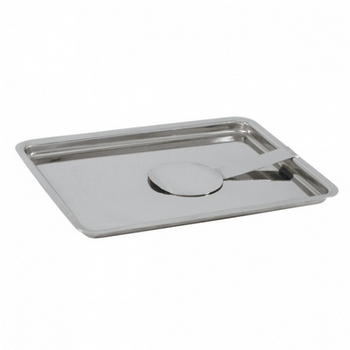 Porte-addition INOX avec pince