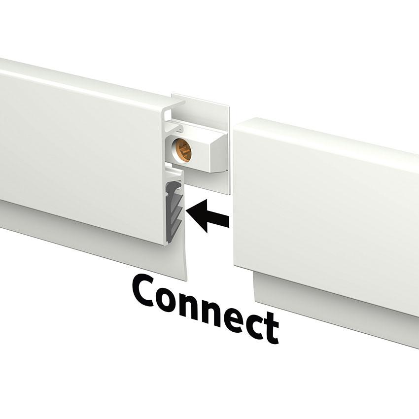 Pack Info rail 100 cm - Artiteq