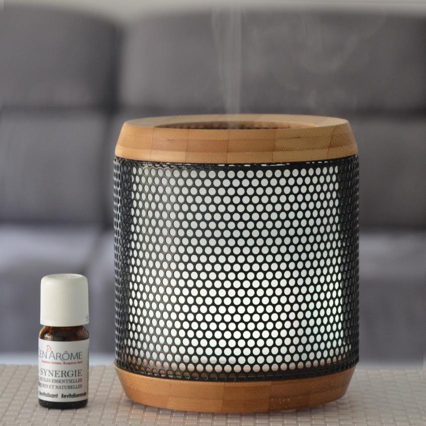 Elipsia - Diffuseur ultrasonique d'huiles essentielles / extrait de parfum
