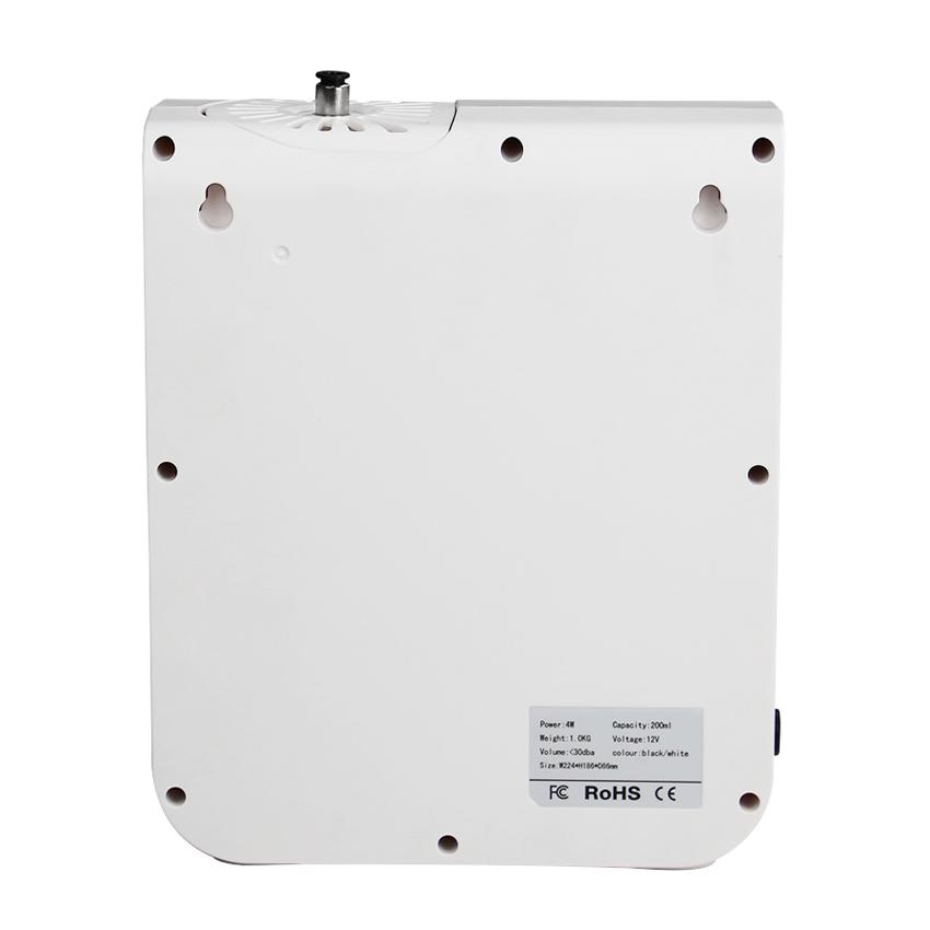 Diffuseur programmable professionnel d'huiles essentielles - Surface 250 m3