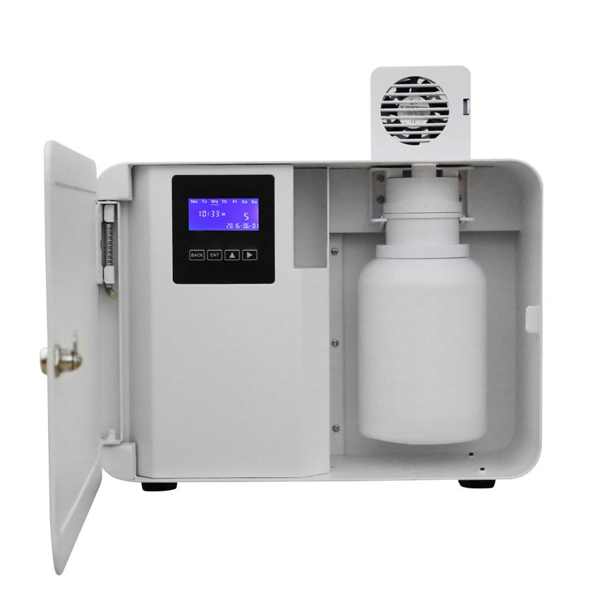 Diffuseur programmable professionnel d'huiles essentielles - Surface 2000 m3