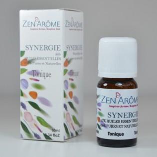 Tonique - Synergie d'huiles essentielles pures et naturelles