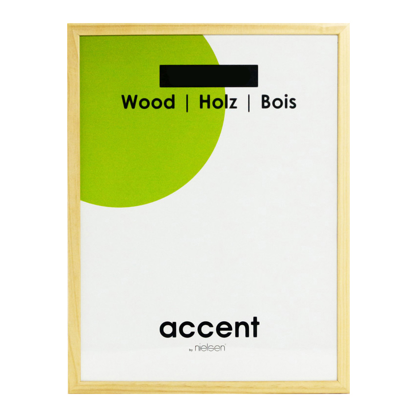 Cadre Nielsen Accent Wood 50 x 70 cm