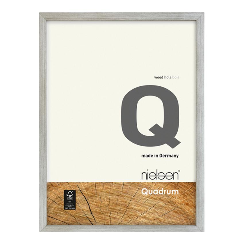 Cadre bois Nielsen Quadrum A4 (21 x 29,7 cm)