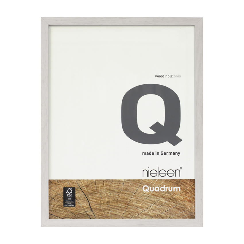 Cadre bois Nielsen Quadrum 40 x 40 cm