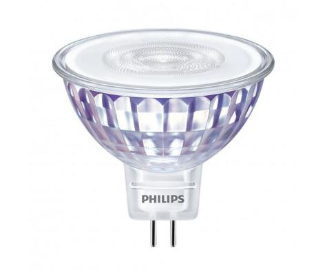 Philips LEDspot  GU5.3 MR16 5.5W 840 36D (MASTER) - 4000k