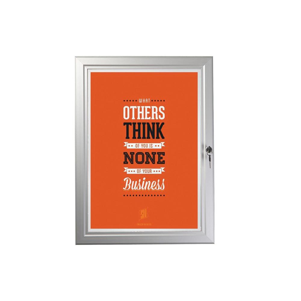 Tableau D Affichage Vitré vitrine d'affichage intérieur / extérieur waterproof et