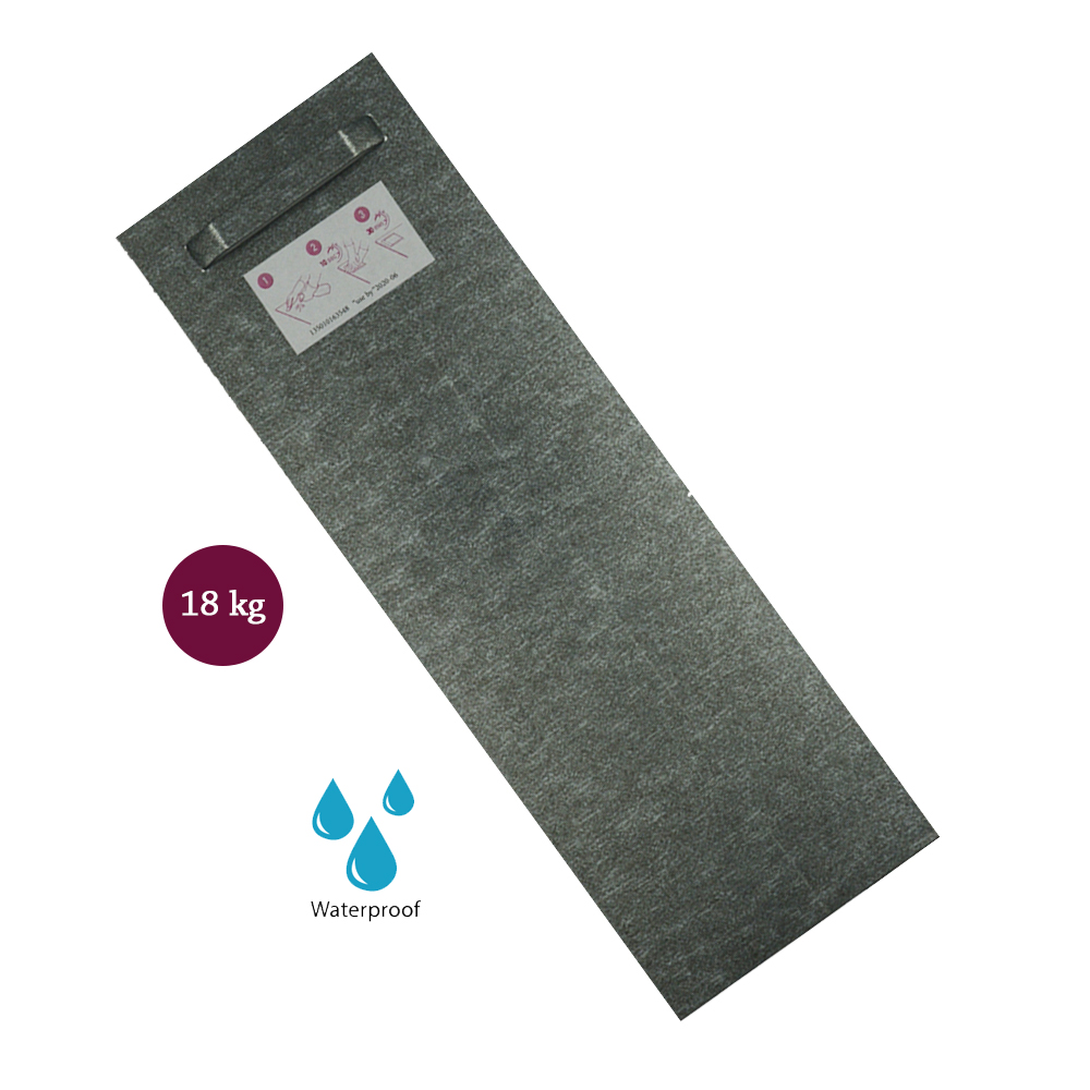 Attache adhésive 100x300 mm max 18 kg pour intérieur / extérieur - Fixation Dibond et miroir