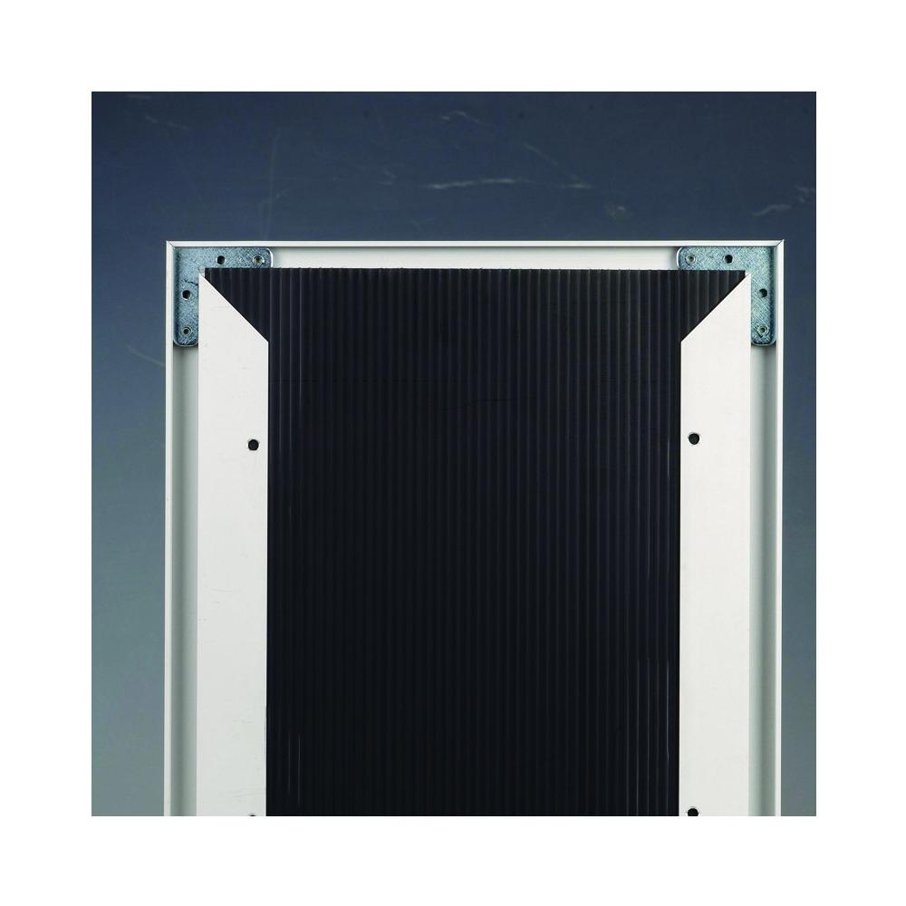 Cadre Slide-In profilé 24 mm aluminium anodisé - Cadre signalétique à glisser