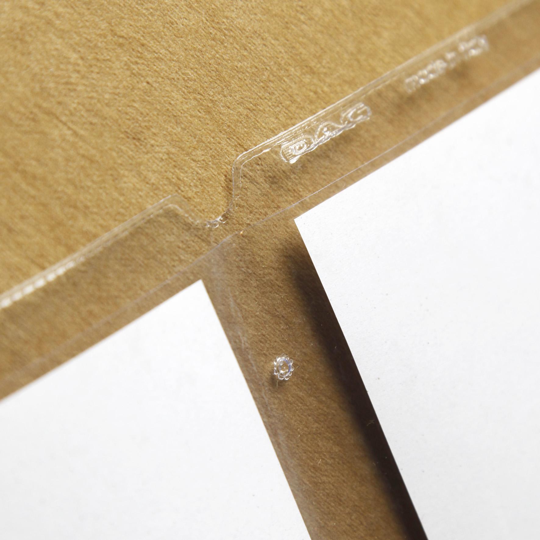 Inserts pour protège-menu A4 - DAG Style