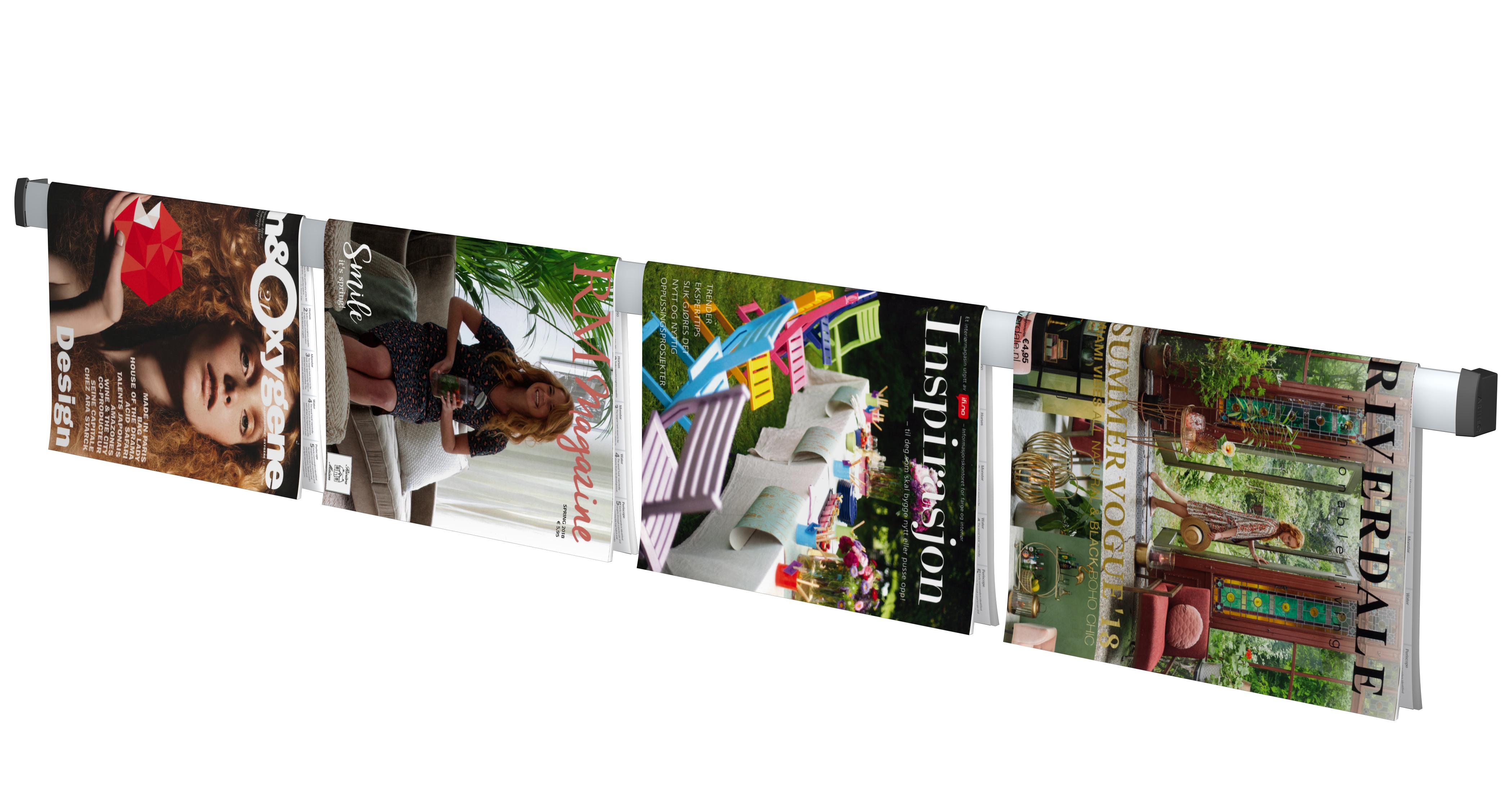 Magazine Rail alu