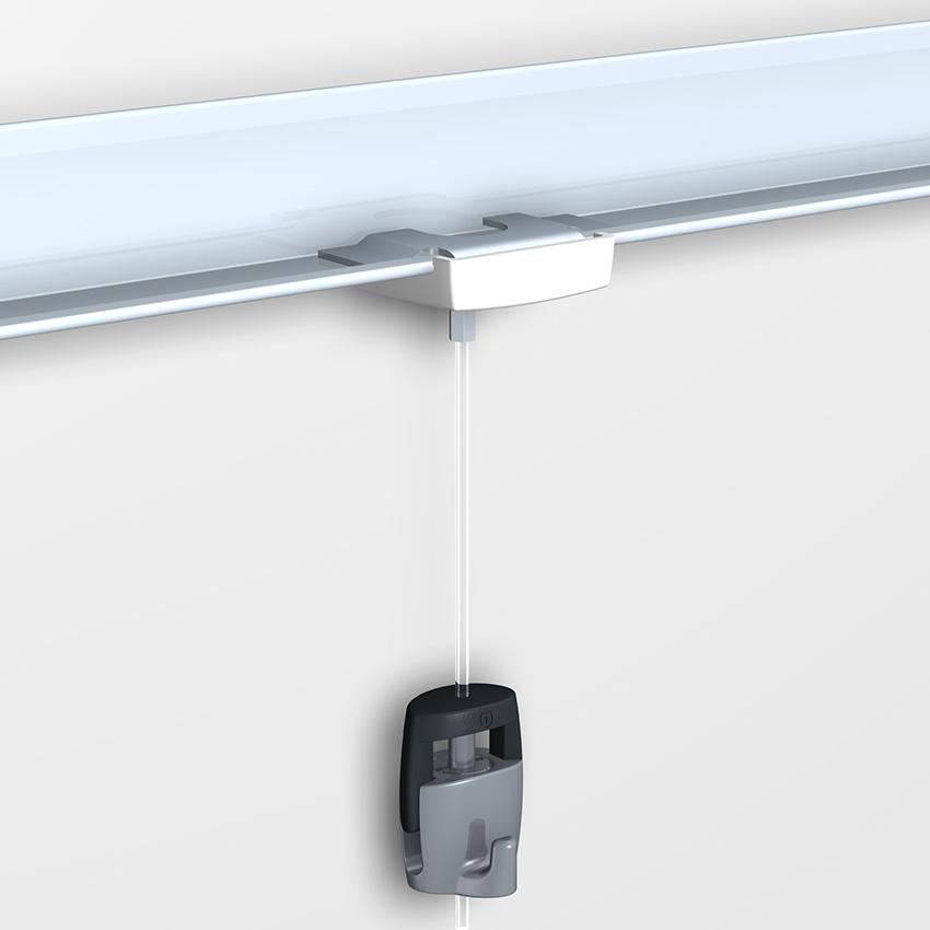 Boite de 10 Ceiling Hanger crochet H100 : système d'accroche pour faux plafond