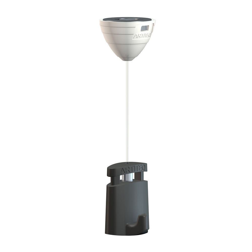 Kit complet Magnetic Ceiling Hanger - Fixation magnétique suspendue pour faux plafond