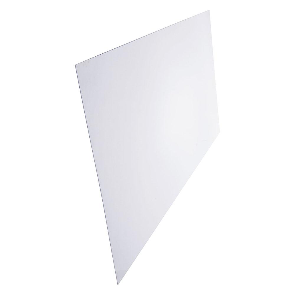 Ecran de protection plexi 75x65 cm