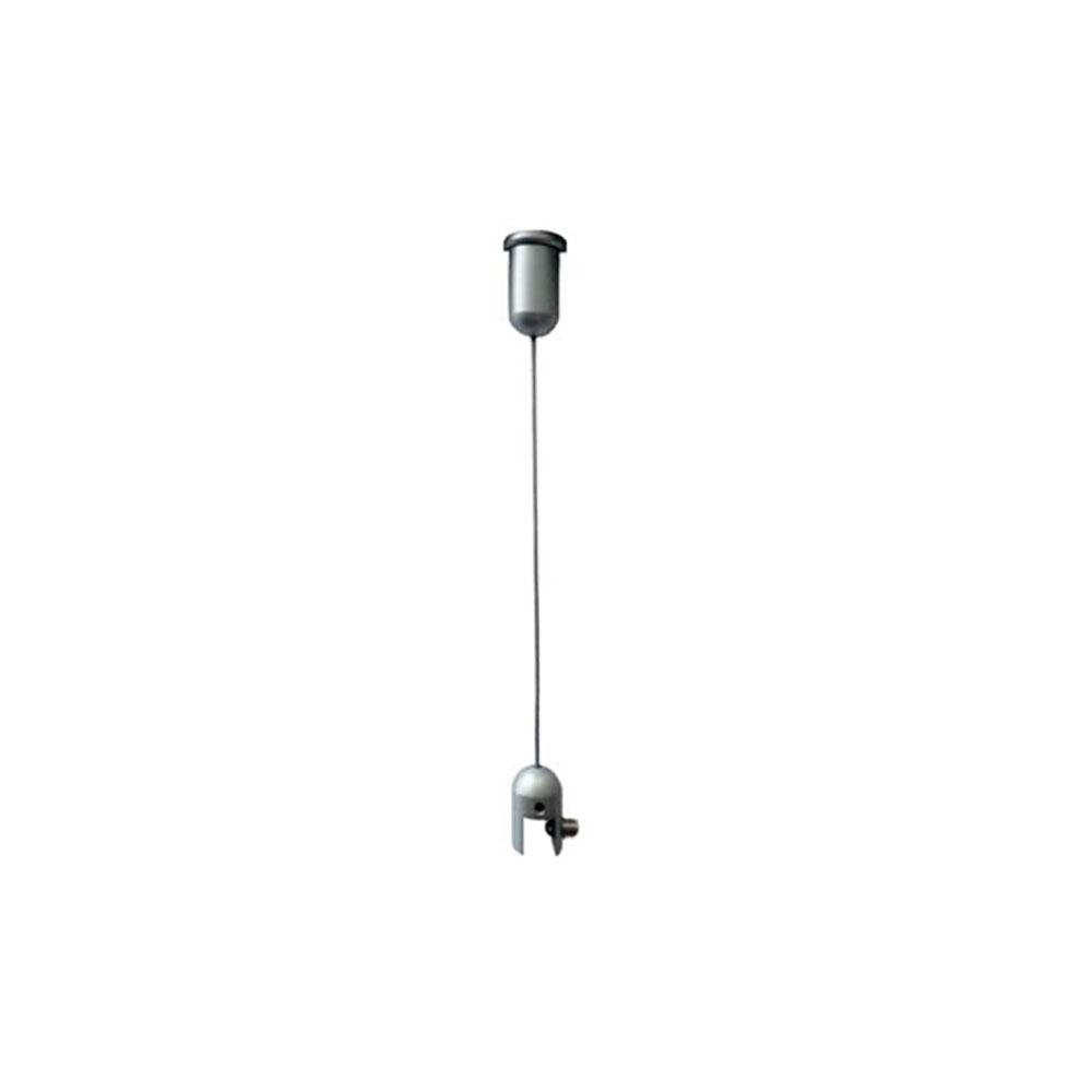Kit de suspension par câble pour panneau de 1 mm à 8 mm
