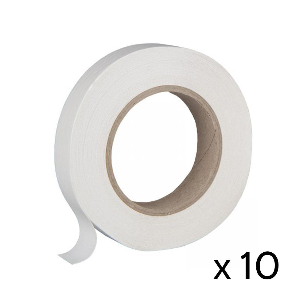 Gudy dot : 10 rouleaux de 50 m x 2,5 cm