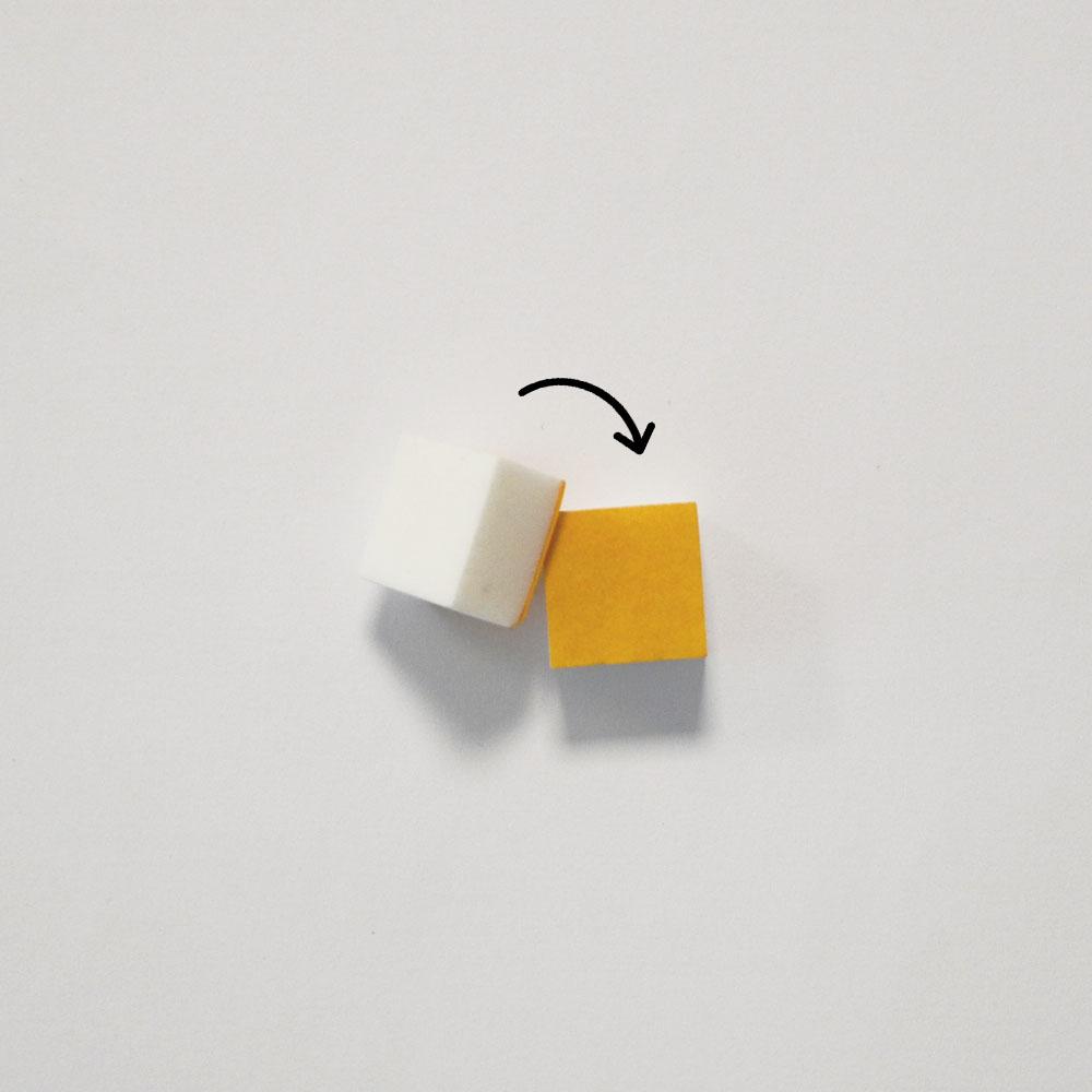 Stabilisateur tableau (un carré)
