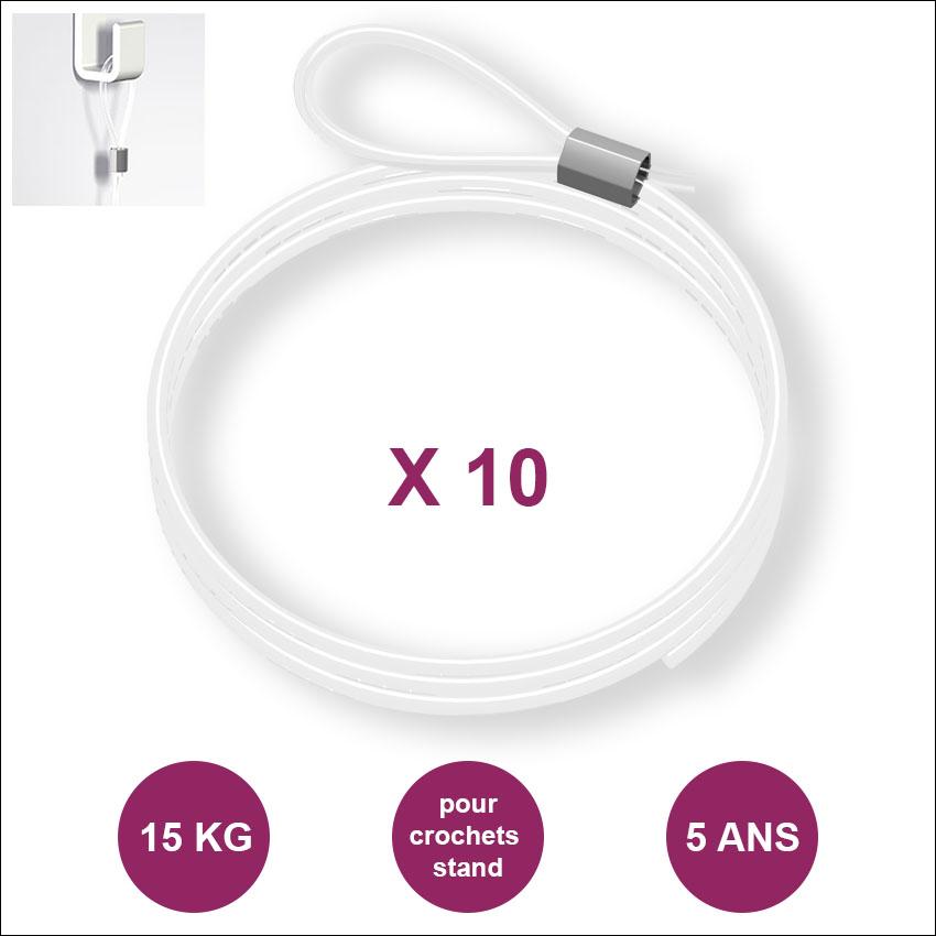 Perlon loop cable